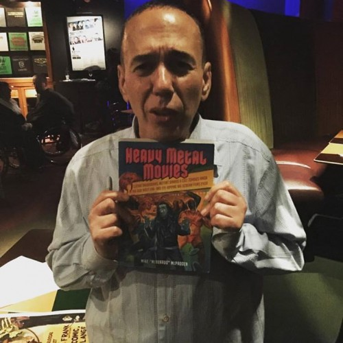 HEAVY METAL MOVIES: Gilbert Gottfried Is the Kind of &@#$ That Loves This Book