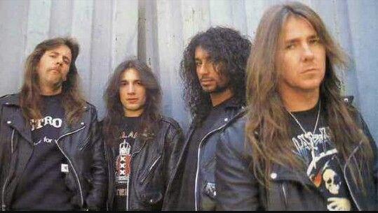 Roots of Death/Thrash Metal   on Sirius XM
