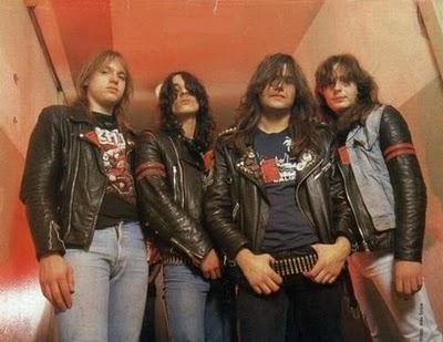 Roots of 1985: Thrash Metal's Arrival   on SiriusXM